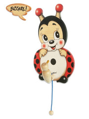 Bartolucci Door Knocker Ladybird