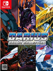 Darius Cozmic Collection NSW front cover
