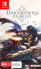 Darksiders Genesis NSW front cover