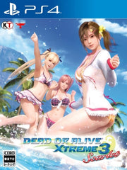 Dead or Alive Xtreme 3 Scarlet Collectors Edition P4