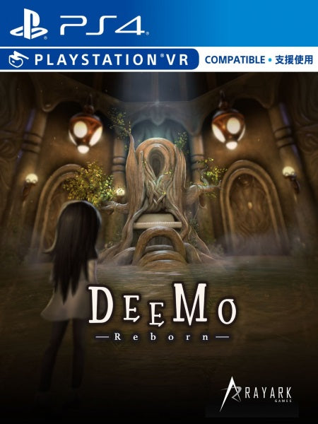 Deemo Reborn P4 front page