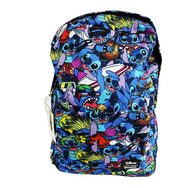 Disney Stitch Surfer AOP Backpack