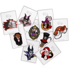 Disney Villains Patch - Collect them all !
