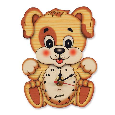 Bartolucci CLOCK SML Dog