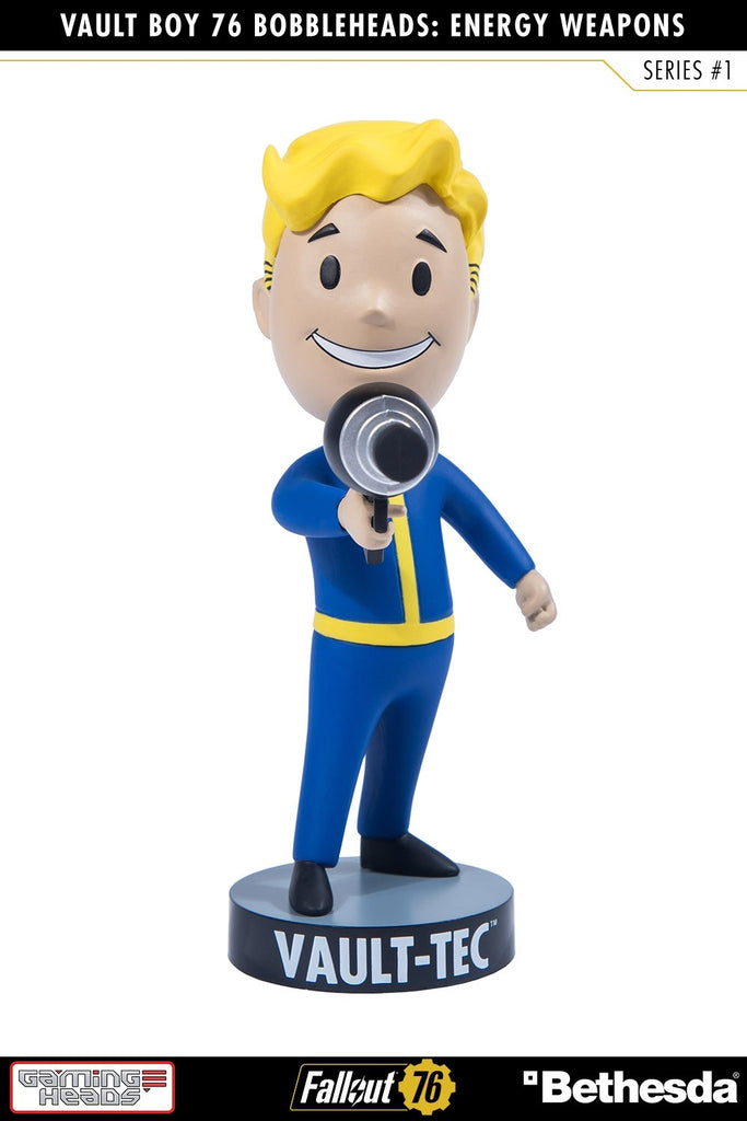 Fallout 76 Vault Boy Energy Weapons