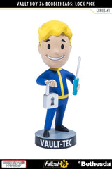 Fallout 76 Vault Boy Lock Pick