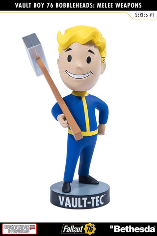 Fallout 76 Vault Boy Melee Weapons