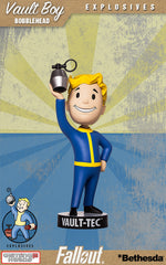 Fallout Vault Boy Bobble Head Series 2 Explosive