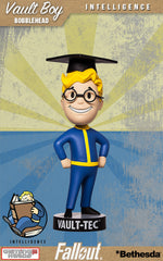 Fallout Vault Boy Bobble Head Series 2  Intelligence