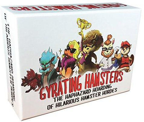 Gyrating Hamsters box