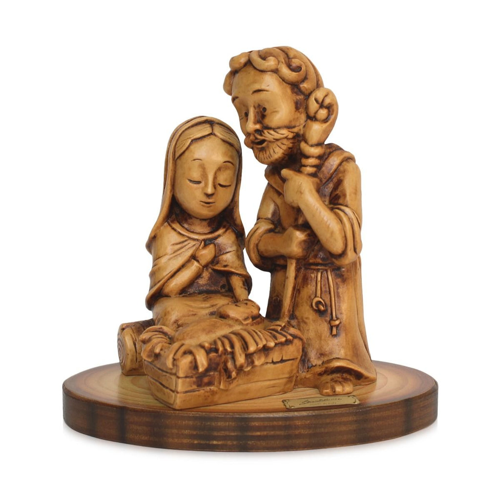 Bartolucci Holy Family Nativity front