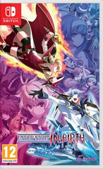 UNDER NIGHT IN-BIRTH Exe: Late [Cl-R] (Nintendo Switch)