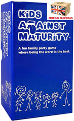 KIDS AGAINST MATURITY (Official Version)