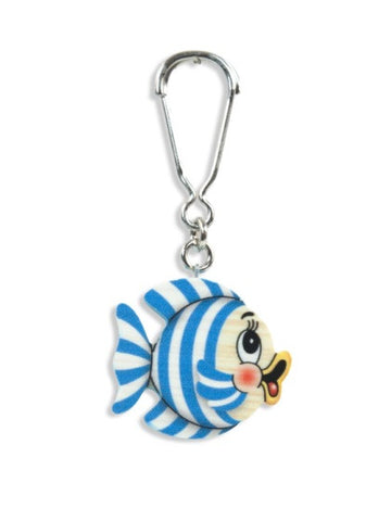 Bartolucci KEYHOLDER STRIPED FISH BIG