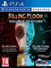 Killing Floor Double Feature Vr P4 front cover
