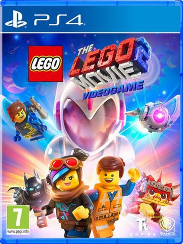 Lego Movie 2 Videogame P4 front page