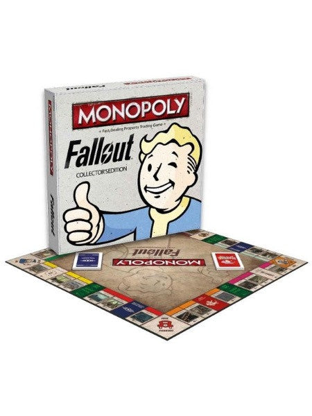 MONOPOLY Fallout Collector's ED