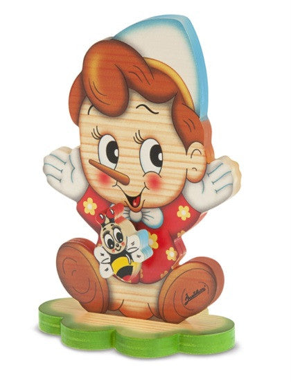 Bartolucci Music Box table Pinocchio