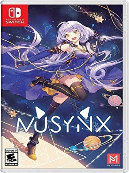 MUSYNX NSW front cover