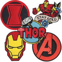 Marvel Patch Series 1