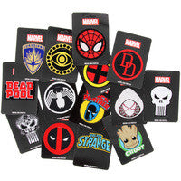 Marvel Patch Series 2- Collect them all !