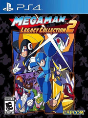 Mega Man Legacy Collection 2 Usa