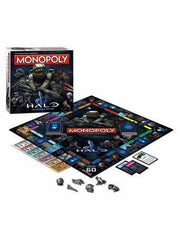 Monopoly Halo Collectors ed.