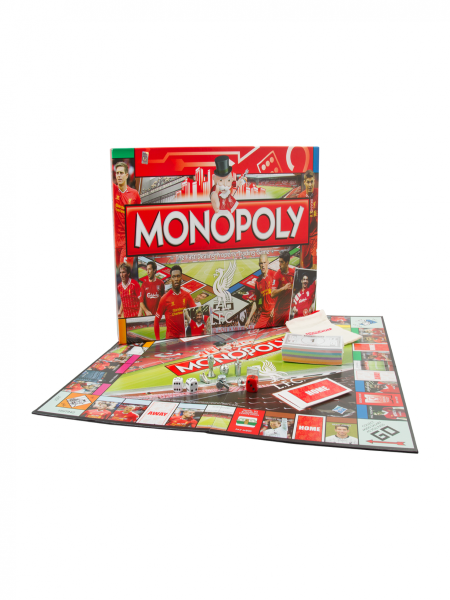 Monopoly Liverpool FC. Ed.