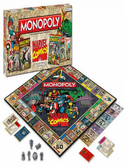 Monopoly Marvel Comic Coll. ED