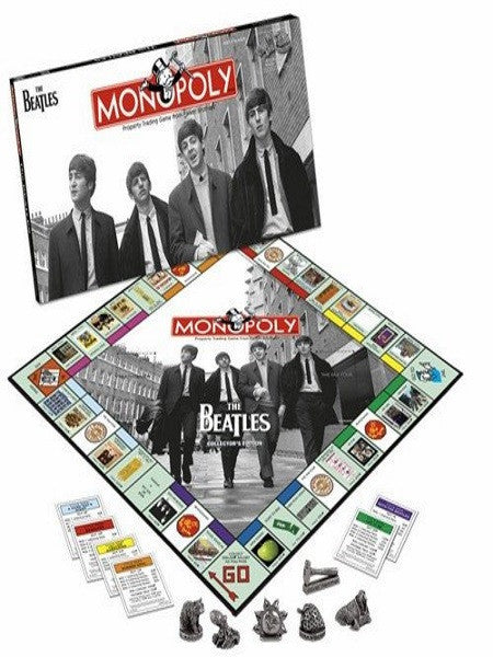 Monopoly The Beatles Collector's ED.