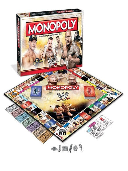 Monopoly WWE Edition