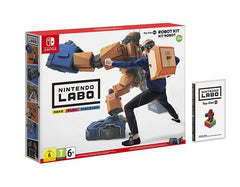 Nintendo Labo Toy-Con 02: Robot Kit NSW