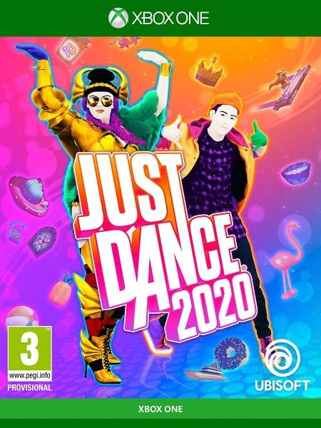 Just Dance 2020 (Xbox One) front cover