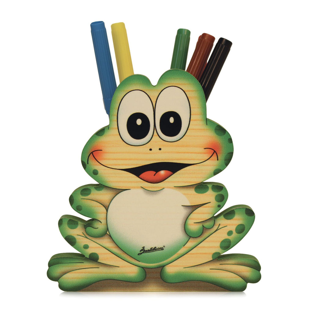 Bartolucci PEN HOLDER FROG BIG