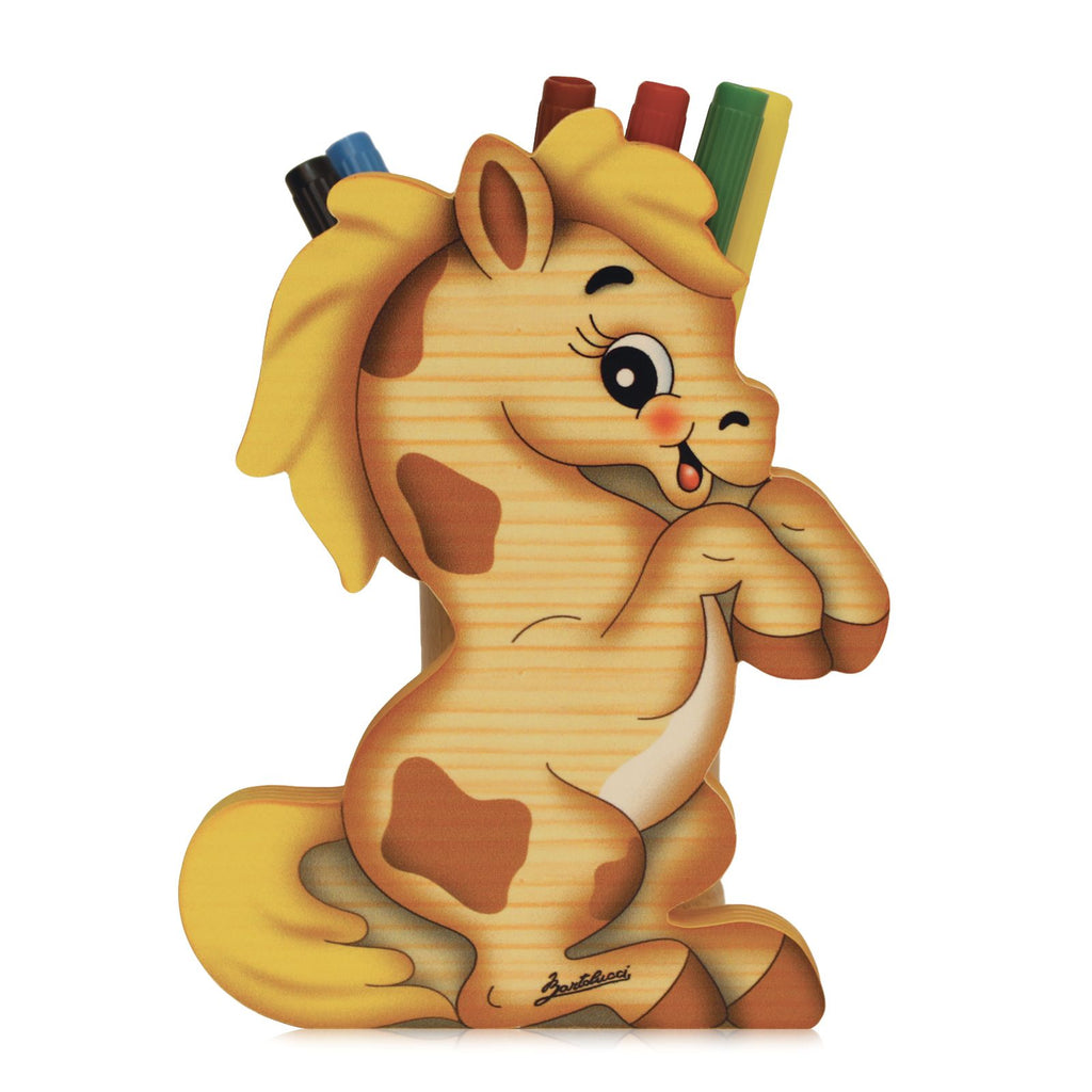 Bartolucci Pen Holder New Horse big