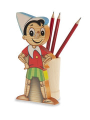 Pen Holder Collodi Pinocchio big
