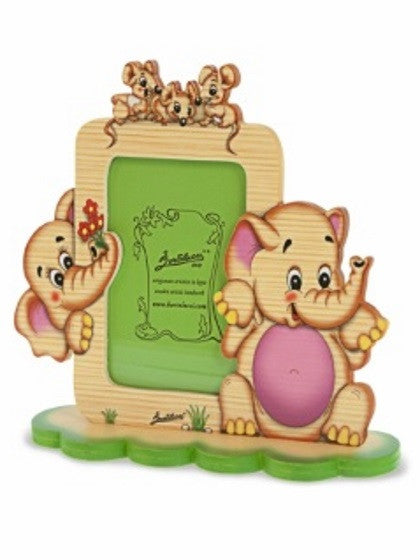 Bartolucci Picture Holder Elephants