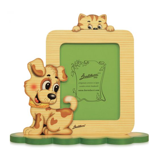 Bartolucci Picture Holder Dog
