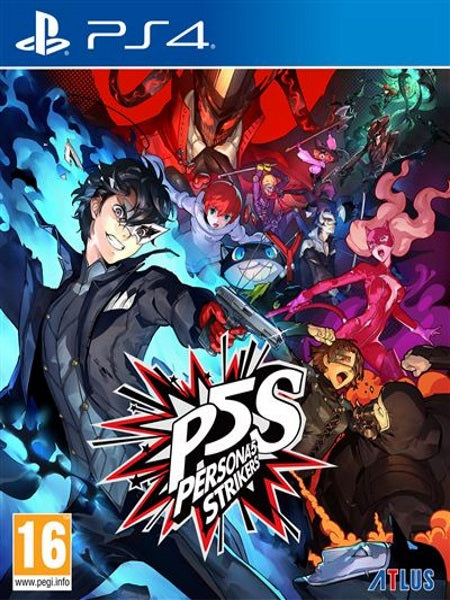 Persona-5-Strikers-P4-front-cover-bazaar-bazaar