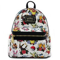 Pokemon Eevee Tattoo Mini Backpack