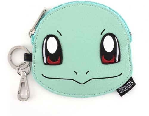 Pokemon Squirtle Face Coin Bag