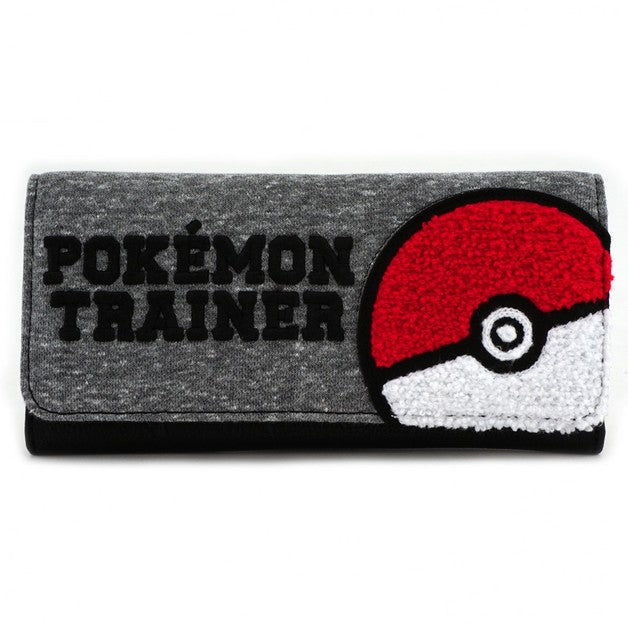 Pokemon Trainer Jersey Wallet  by Loungefly