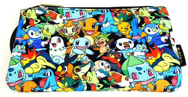 Pokemon V2 Cosmetic Bag