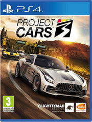 Project Cars 3 P4 front cover