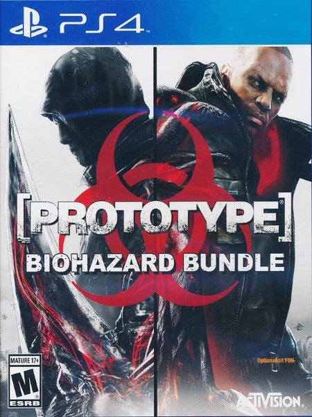 Prototype: Biohazard Bundle p4