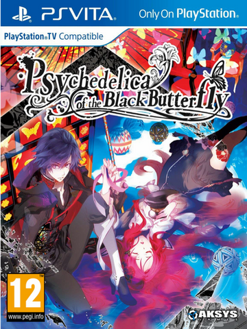 Psychedelica Of The Black Butterfly Eu version