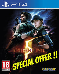 Resident Evil 5 (HD Remastered) P4