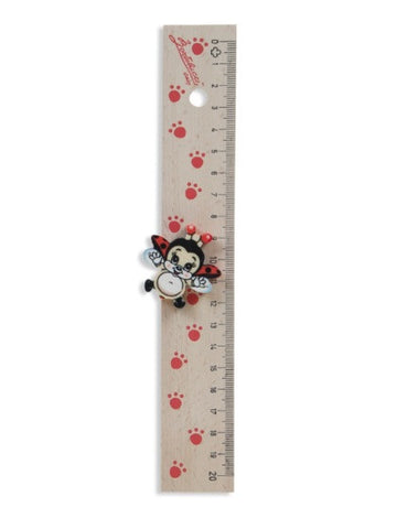 RULERS FLYING LADYBIRD