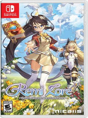 RemiLore Lost Girl in the Lands of Lore NSW front cover
