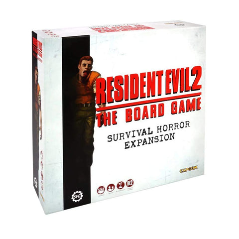 Resident Evil 2: The Board Game  Survival Horror Expansion